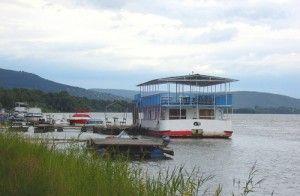nagymarosi Duna-part