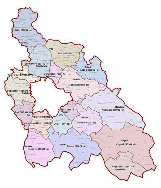 Pest megye járásai-530