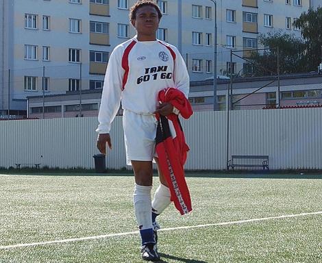 Michel Victor labdarúgás