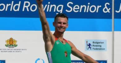 Evezés: Galambos Péter bronzérmet nyert a vb-n!