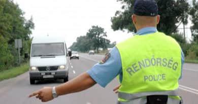A magyar rendőrség zaklatja az embereket?