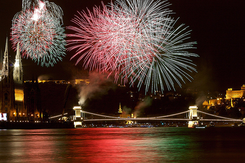tűzijáték Budapesten2