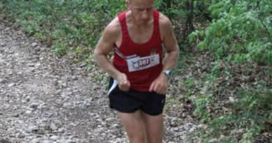 NATO futás 2013: Sági József a második lett
