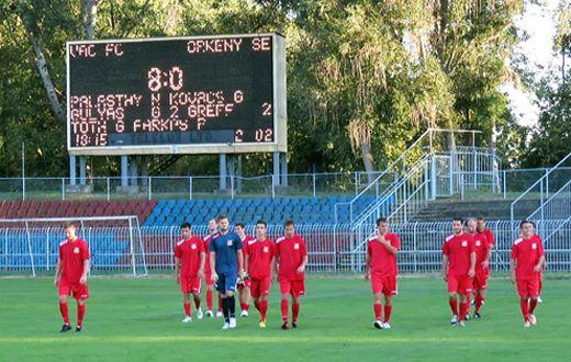 Foci: most az Örkényt vertük, gólt sem kaptunk