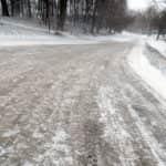 jeges útfelület