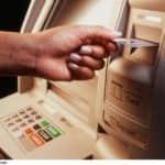 ATM bankjegykiadó automata