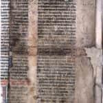 Gutenberg műhelyében készült ősi könyvtöredék az egyházmegyei könyvtárban