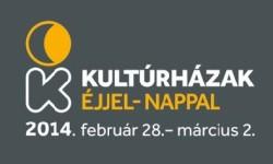 kulturházak éjjel-nappal 2014