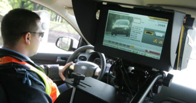 Ma zárul az átfogó európai sebességellenőrzés
