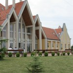 váci baptista templom