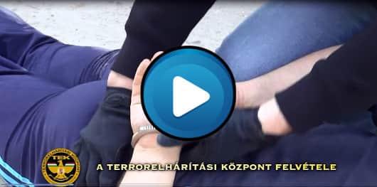 rendőrségi elfogás