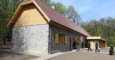 Turistaházakat újít fel a Börzsönyben az Ipoly Erdő Zrt
