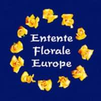 Európai Virágos Falvak logó
