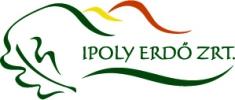 Ipoly Erdő Zrt logó