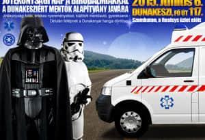Dunakeszi: Star Wars szereplők a jótékonyság jegyében
