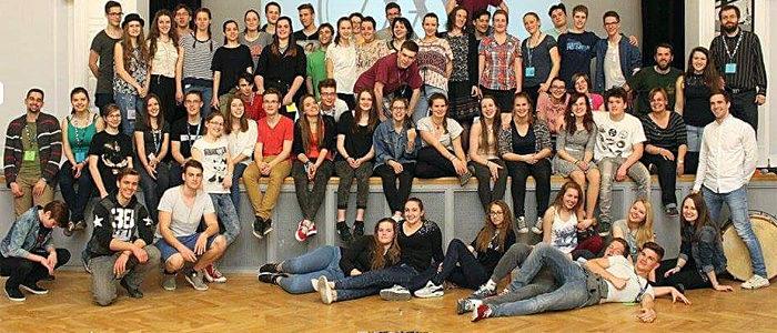 piarista ifjúsági találkozó Vácott-700