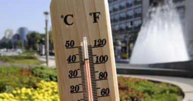 Figyelmeztetés: marad a hőség, intenzív esőre is számítani lehet