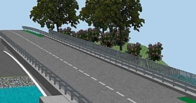 Eldőlt: Ipolydamásd és Helemba között egy kisebb teherbírású híd épül