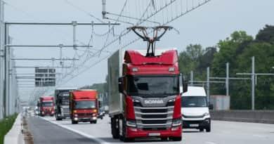 Átadták Németország első villamosított autópályáját