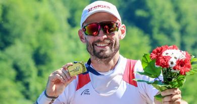 Ötödször az év sportolója evezésben Galambos Péter