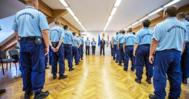 A Hivatás Mestere címért versenyeznek a börtönőrök