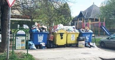 Városrészenként egy bekamerázott hulladéksziget lesz