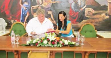 Megerősítették a cseh testvérvárosi szerződést