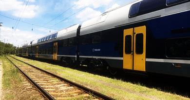 Dunakeszin már látták az első emeletes vonatot