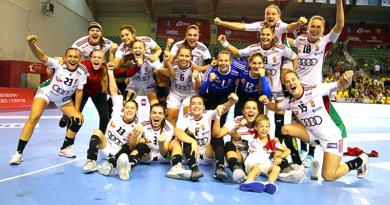 Kézilabda: váciakkal Európa-bajnok az U19-es csapat