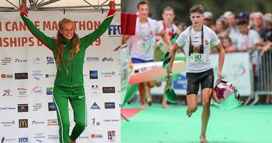 Két váci arany a franciaországi maratoni kajak Eb-n