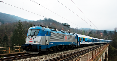 Kerülőúton közlekedtek egyes nemzetközi vonatok