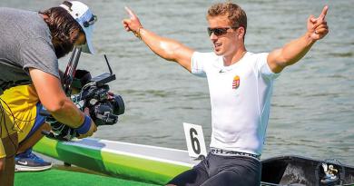 Két ifjúsági világbajnoki címet szerzett a váci Redl András