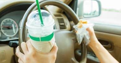 Meglepő adatok a vezetéshez szükséges ételről és italról