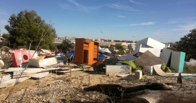 Tovább csökkent az illegális hulladék a városban