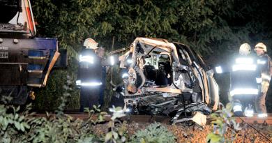 Három ember halt meg az esti vasúti balesetben