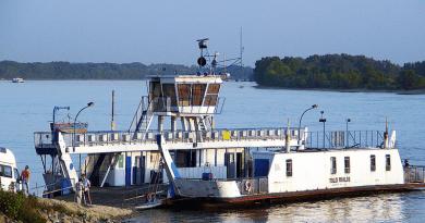 Dunai balesetek: amikor a kompnak ütközött az uszály