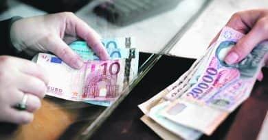 Az elemző szerint hamarosan jön a 360 forintos euró