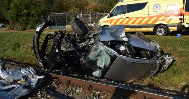Újabb halálos vonatbaleset történt Nagymaros közelében