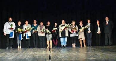 Elismeréseket adtak át a Szociális Munka Napján