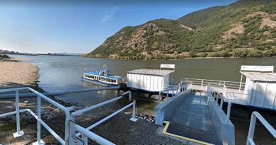Fontos kikötőket fejlesztenek a Dunakanyarban