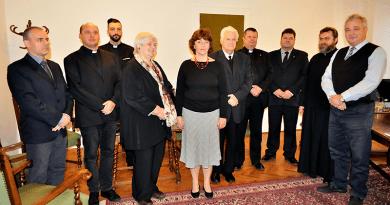 Egyházi vezetőkkel találkozott az új városvezetés