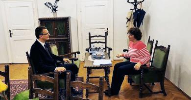 Matkovich Ilona 2020-ról tárgyalt Rétvári Bencével