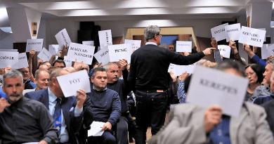 Zöld Híd-váltás: már nem váci a társulás elnöke