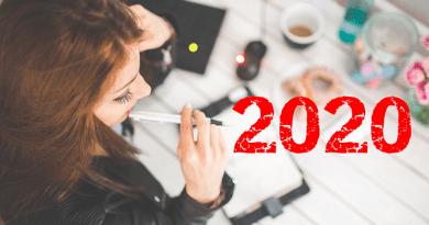 Nem túl szerencsés a 2020-as naptár
