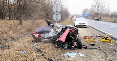 Négygyermekes anya volt a szombati baleset áldozata