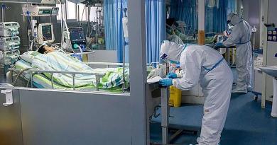Óvintézkedések a koronavírus ellen a gödi Samsungban