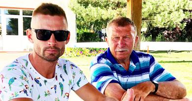 Galambos Péter és Rapcsák Károly a díjazottak között
