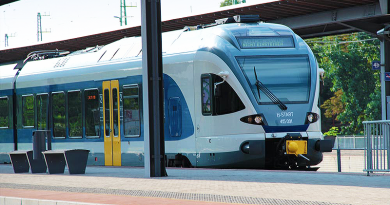Halálos vonatgázolás Budapesten: késések a váci vonalon