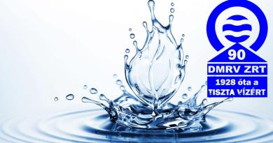 Lakossági fórumot szerveznek a térség víz- és csatorna szolgáltatásának fejlesztéséről