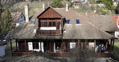 Megvásárolta az állam a nagymarosi Kittenberger-házat